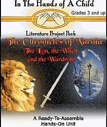 Lion, Witch, and the Wardrobe Lapbook Only $7! (50% Off!)