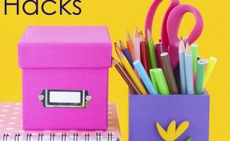 The Massive List of Homeschool Room Organization Hacks
