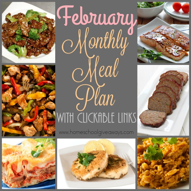 FREE Meal Planning