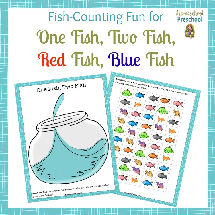 FREE Fish Counting Pack