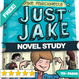 FREE 113+ Page Novel Study ($8.90 Value!)