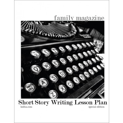 Creative writing short story lesson plan
