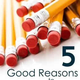 5 Good Reasons to Homeschool Year-Round