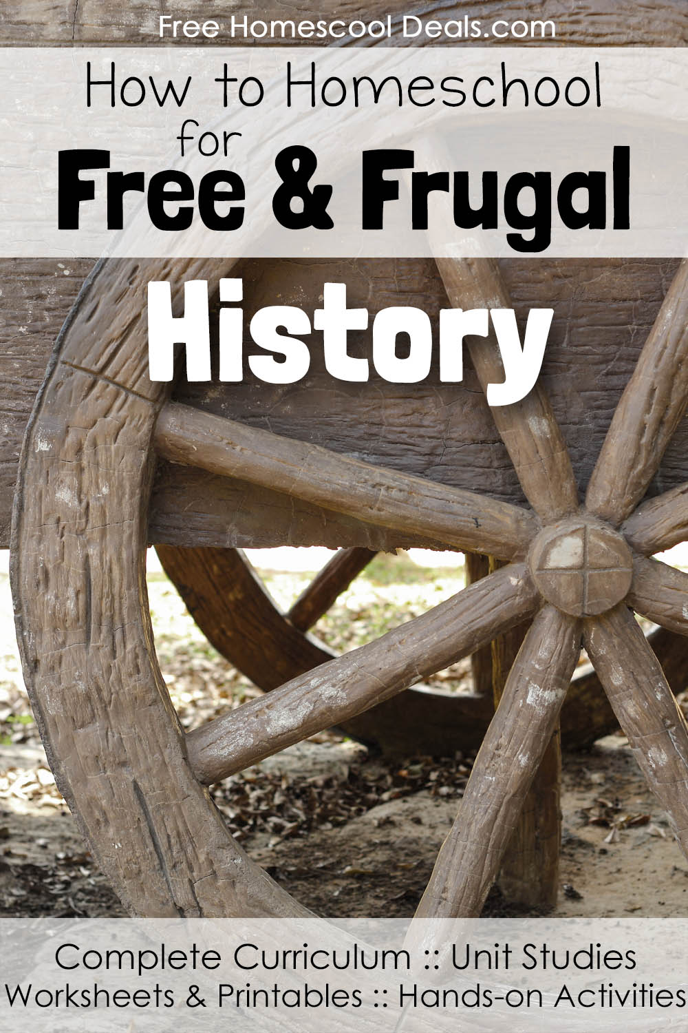 How to Homeschool for Free and Frugal: History