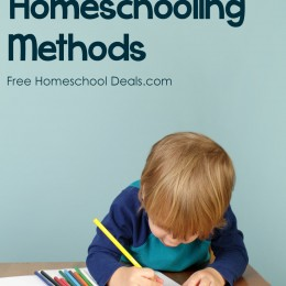 My Morphing View on Homeschooling Methods