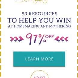 The Ultimate Homemaking Bundle 2016 Only $29.97!