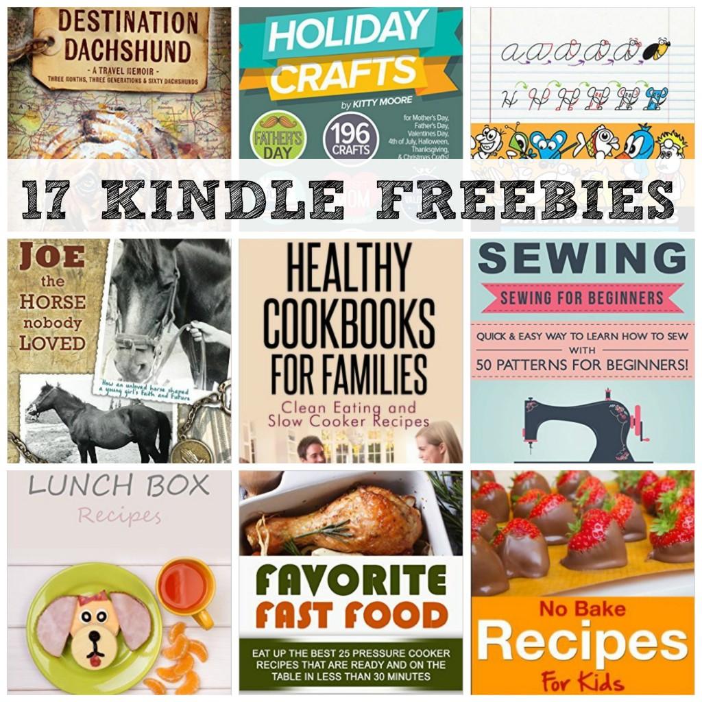 Kindle Cookbook Recipes