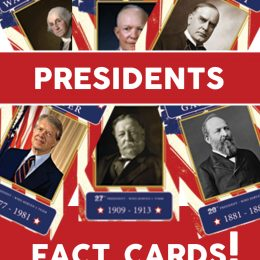 FREE US President Fact Cards