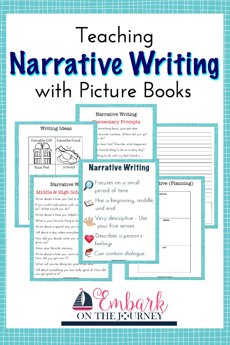 picture books teaching essay writing