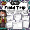 Free Field Trip Reflection Notebook