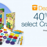 40% Off Crayola Products - Today Only!