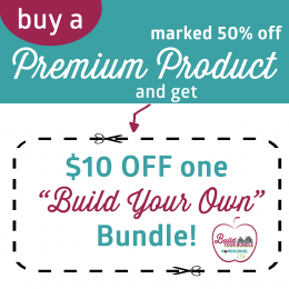 50% Off Premium Homeschool Products + $10 Coupon!