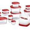 Rubbermaid 42 Piece Food Storage Container Set Only $15.98!