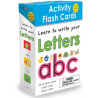 Wipe Clean ABC Flash Cards Only $5.91! (40% Off!)