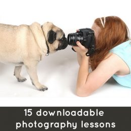 Photography Lessons for Kids Only $22.45! (Reg. $119!)