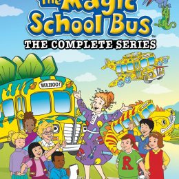 Complete Magic School Bus DVD Series Only $30.96! (Reg. $80!)