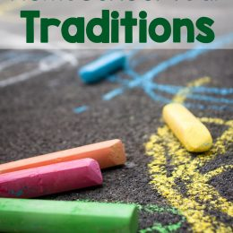 A Fantastic List of End of the Homeschool Year Traditions!