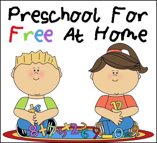 Teach Preschool at Home for Free