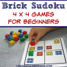 Free Brick Sudoku Game Printables