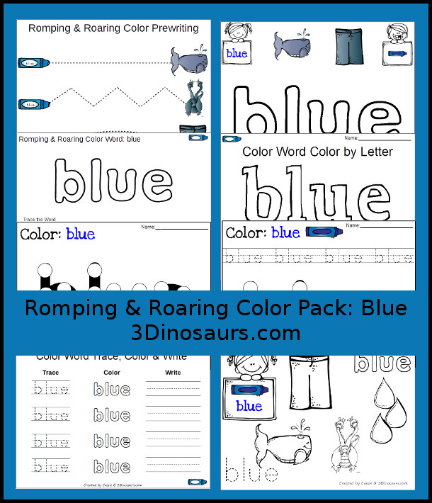 free blue printables pack free homeschool deals. Black Bedroom Furniture Sets. Home Design Ideas