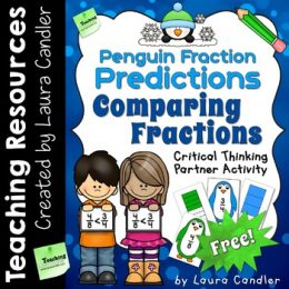 FREE Comparing Fractions Printables