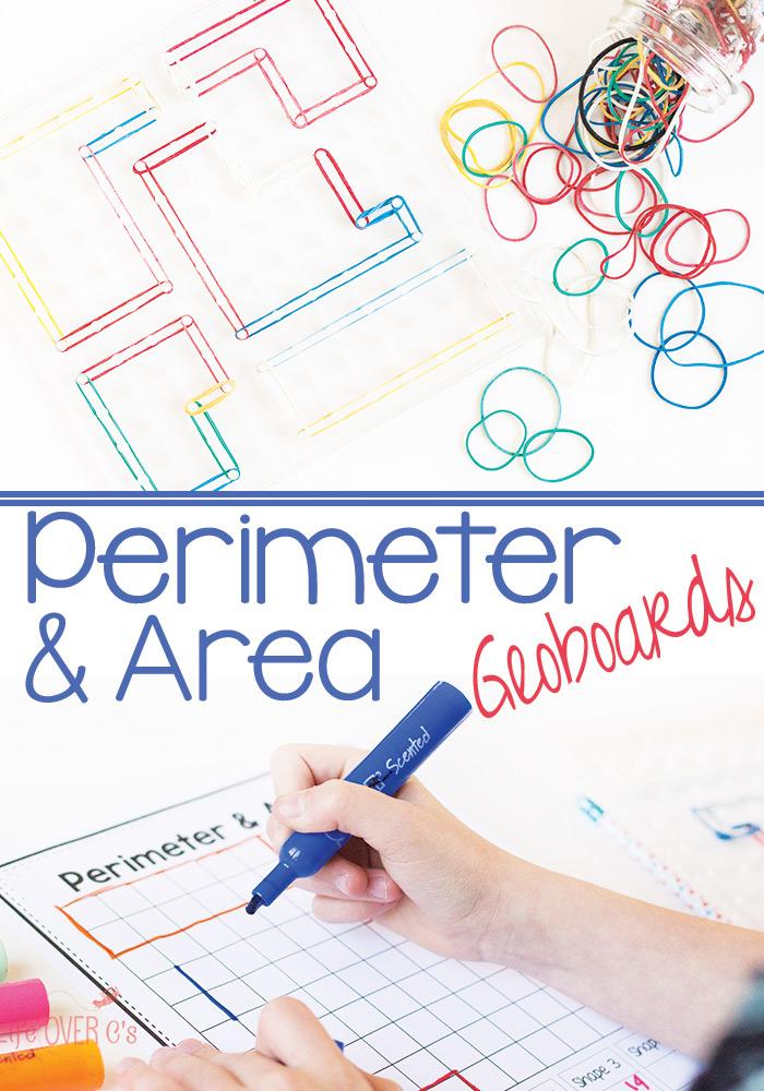 free perimeter and area geo