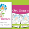 FREE Fairy Themed Writing pack