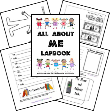 kids learn music free lapbook
