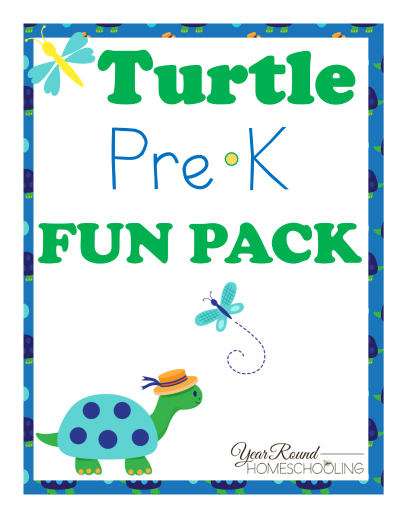 FREE TurtlePreK Fun Pack
