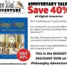 40 % Off All Digital Resources at Home School Adventure