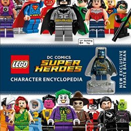 LEGO DC Comics Super Heroes Character Encyclopedia Only $8.25! (57% Off!)