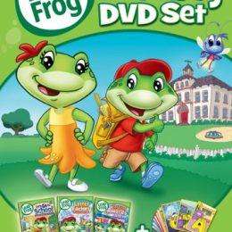LeapFrog Learning DVD Set Only $9.96! (50% Off!)