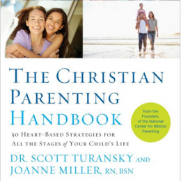 The Christian Parenting Handbook Kindle eBook Only $2.99! (80% Off!)