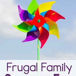 BIG List of Frugal Family Summer Fun Activities!