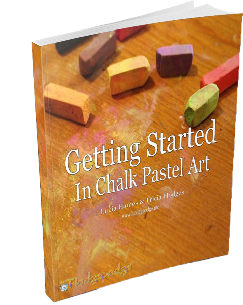 Getting Started in Chalk Pastels - Free ebook!