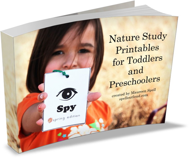 Nature Study Printables for Preschoolers