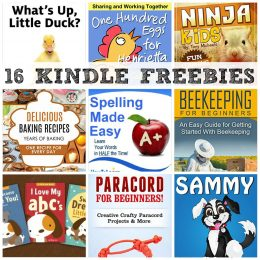 16 KINDLE FREEBIES: Crock-Pot Magic, Spelling Made Easy, Paracord for Beginners, + More!