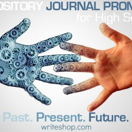 FREE Expository Journal Prompts for High School Students