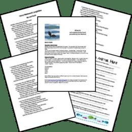FREE Atlantic Lapbook and Unit Study