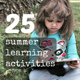 FREE Summer Learning Activities