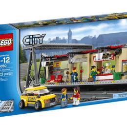 LEGO City Train Station Only $41! (Reg. $65!)