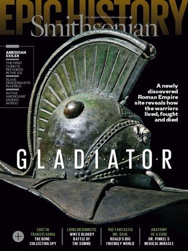 Smithsonian Magazine Only $8.99/Year!