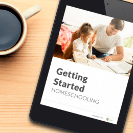 Free Getting Started Homeschooling Guide ($10 Value!)