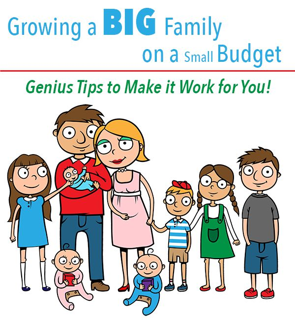 http://www.freehomeschooldeals.com/growing-a-big-family-on-a-small-budget/