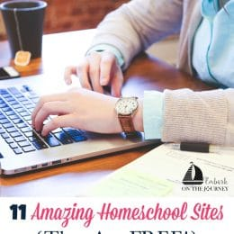 11 FREE Homeschool Sites That Are Amazing