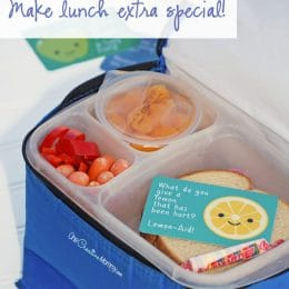 FREE Lunchbox Jokes Printables
