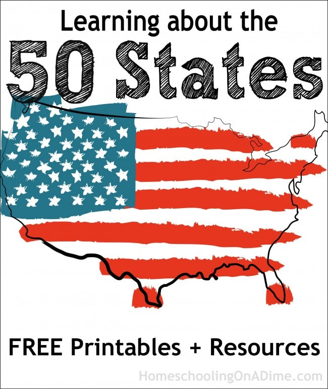 It is a photo of Fan List of 50 Us States Printable