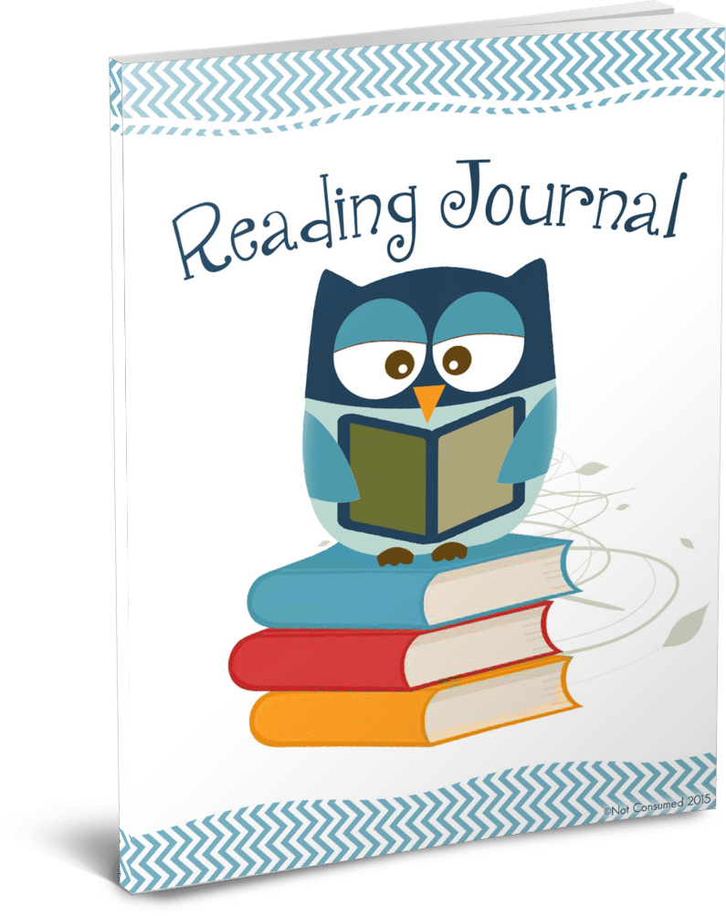 Reading Journal Only $19! (Reg. $25!)