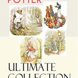 Beatrix Potter Ultimate Collection eBook Only $0.99 – 22 Books!
