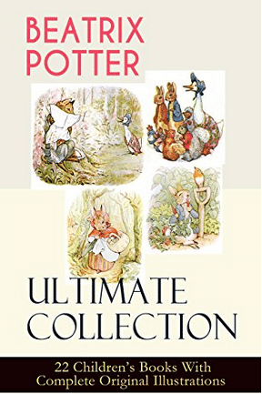 Beatrix Potter Ultimate Collection Only $0.99 - 22 Books!